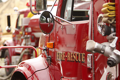 Fire Rescue Truck